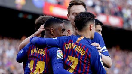 Barcelona traspasa a Malcom a Zenit por 40 millones de euros