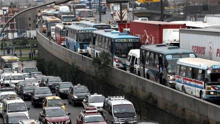Lima, el tercer peor tráfico del mundo