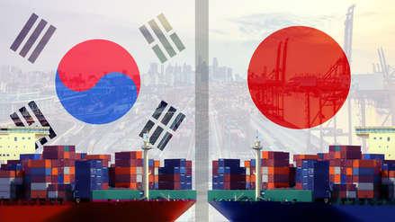 ¿Subirán los electrónicos? Japón y Corea del Sur se imponen sanciones comerciales recíprocas