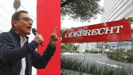 Martín Vizcarra en contra de devolver S/ 524 millones a Odebrecht por venta de hidroeléctrica