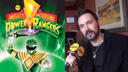 Jason David Frank sobre los Power Rangers:
