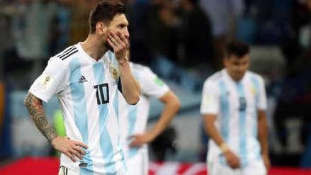 Así informó la prensa internacional sobre la sanción de la Conmebol hacia Lionel Messi