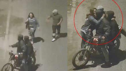 Llegaron a robarles, pero una de las víctimas conocía a los delincuentes y recuperaron todo