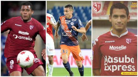 Miguel Trauco al Saint Etienne: 6 peruanos que jugaron en Francia