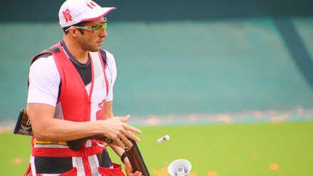 Tiro en Lima 2019: Nicolás Pacheco ganó medalla de bronce y clasificó a los Juegos Olímpicos Tokio 2020