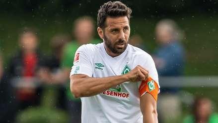 ¿Se retira sin regresar a Alianza Lima? Claudio Pizarro: