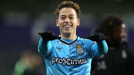 ¿Otro peruano a Francia? Cristian Benavente será prestado al Nantes, según portal francés