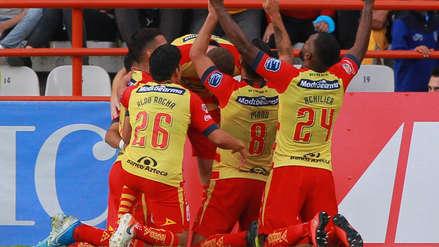 Con gol de Edison Flores, Monarcas Morelia derrotó 2-1 a Pachuca como visitante