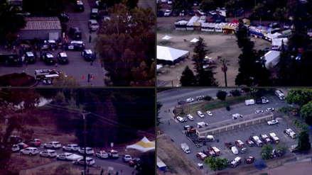 Sujeto que mató a tres personas en una feria gastronómica se suicidó, según forense