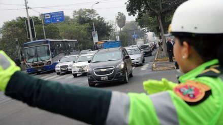 Pico y placa: Municipalidad de Lima excluye a la avenida Canadá de plan de restricción vehicular