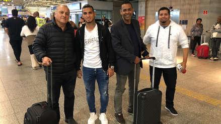 ¡Dejó Brasil! Miguel Trauco partió a Francia para sellar su vínculo con el Saint Etienne