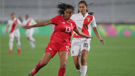 Perú cerró su participación en la fase de grupos en fútbol femenino en Lima 2019 con un empate por 1-1 con Panamá