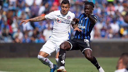 Cruz Azul, con Yoshimar Yotún, cayó 3-0 ante Querétaro por el Torneo Apertura de la Liga MX