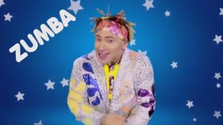 Zumba revela que negocia con Disney Channel para tener un programa infantil