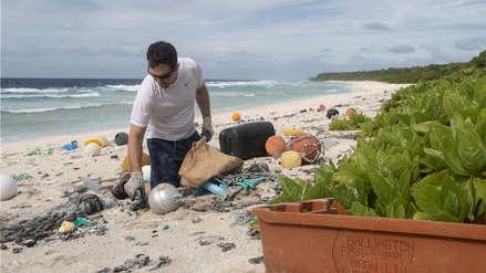 15 fotos de la Isla Henderson, el patrimonio mundial de