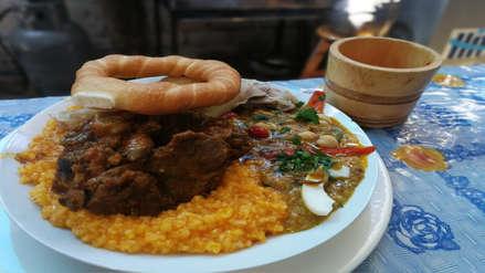 Moche | Gastronomía y tradición en feria de histórico distrito