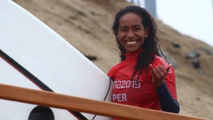 ¡Alegría total! María Fernanda Reyes tras conseguir medalla de plata: