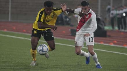 Perú cayó 2-0 ante Jamaica y perdió la chance de avanzar a la siguiente ronda en Lima 2019