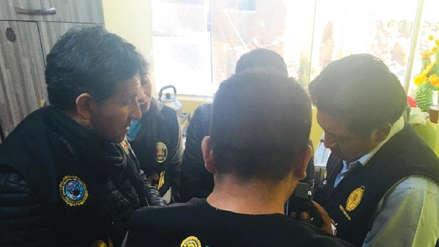 Desarticulan red acusada de cobrar hasta S/ 15,000 por hacer ingresar a estudiantes a la Universidad del Altiplano