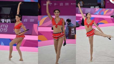 ¡Al ritmo de música criolla!: Así fue la histórica actuación de Perú en gimnasia rítmica en Juegos Panamericanos