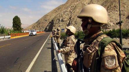 Tía María: Ejército apoyará a la Policía para proteger la terminal de Matarani tras los bloqueos