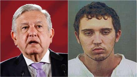 México evalúa denunciar por terrorismo y solicitar extradición del autor de tiroteo en Texas
