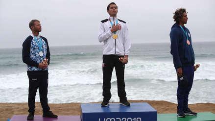 Las 15 mejores imágenes que dejó la premiación de los surfistas peruanos en Lima 2019