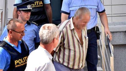 Hallan los restos dentro de un saco de otra víctima del presunto asesino serial de Rumania