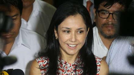 Defensa de Nadine Heredia pidió al PJ el cese de investigación en su contra por Gasoducto Sur