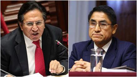 Vicente Zeballos: Extradiciones de Toledo e Hinostroza deberían darse a más tardar en mayo de 2020