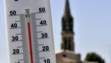 Julio de 2019 fue el mes más caluroso registrado en la historia