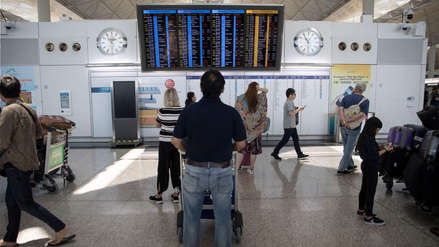Metro y vuelos cancelados en Hong Kong por huelga general