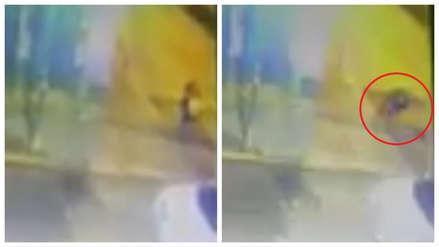 Pareja de enamorados murió al caer de puente vehicular en el Cusco [VIDEO]
