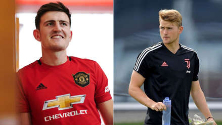 Harry Maguire y los 10 defensas más caros de la historia | FOTOS
