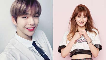 Romance en el mundo del k-pop: Jihyo y Kang Daniel son pareja