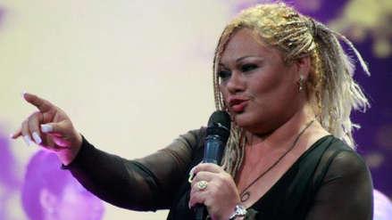 Así se despidieron de la imitadora de Lucía de la Cruz sus compañeros del 'reality'