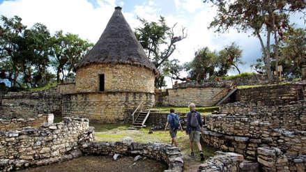 El Gobierno dispone el cierre de la zona arqueológica de Kuélap por amenaza de incendio forestal