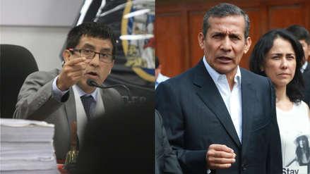 Juez Richard Concepción declaró infundada nulidad planteada por Ollanta Humala