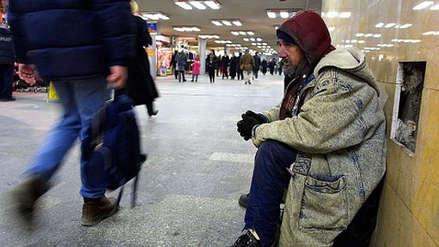 Una ciudad sueca exige a los mendigos sacar una licencia para pedir dinero en la calle