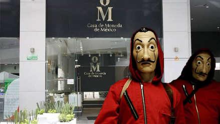 Roban 2.5 millones de dólares en México y en redes sociales lo comparan con 'La Casa de Papel'