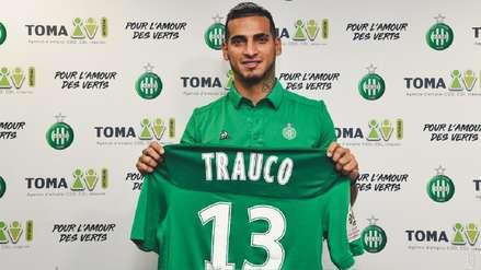¡Oficial! Miguel Trauco fue anunciado como fichaje de Saint Etienne por las próximas 3 temporadas