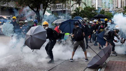 China amenaza a los manifestantes de Hong Kong: