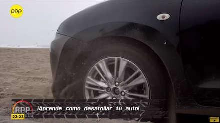 RPP Al Volante: Conoce los pasos para desatollar tu auto