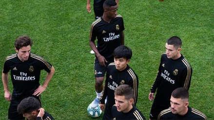 ¿Se va del conjunto blanco? 'Joya' del Real Madrid será cedido para que juegue en el Real Valladolid
