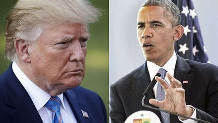 "Donald Trump ataca a Barack Obama: ""Durante su mandato hubo 32 tiroteos masivos"""