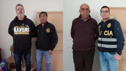 Policía capturó ados exfuncionarios de gestión de Félix Moreno implicados en caso Costa Verde