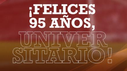 Los creadores de PES felicitan a Universitario de Deportes por sus 95 años de creación