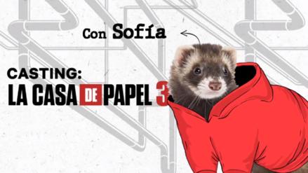 """""""La casa de papel"""": Así fue el curioso casting de la pequeña Sofía"""