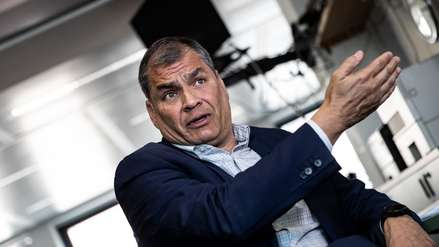 Justicia de Ecuador ordena prisión preventiva para el expresidente Rafael Correa