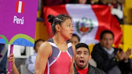 Thalía Mallqui tras ganar la medalla de bronce: